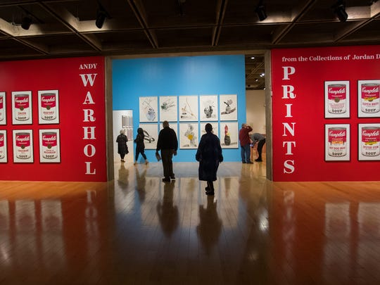 Andy Warhol: Prints from the Collections of Jordan D. Schnitzer at the Palm Springs Art Museum.