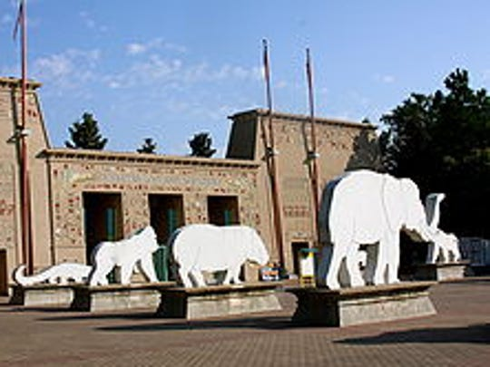 6. The Memphis Zoo, Memphis, Tennessee