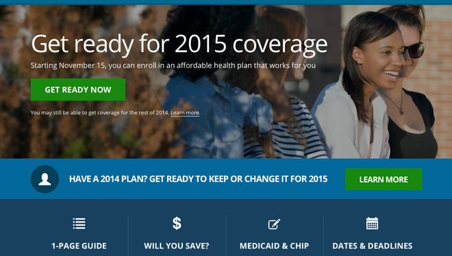 If you already have health insurance through the marketplace, you should go back to the marketplace website to make sure your plan is still a good fit.