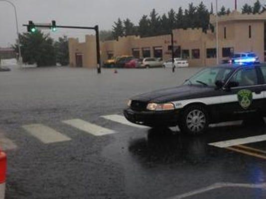 Dover Flooding