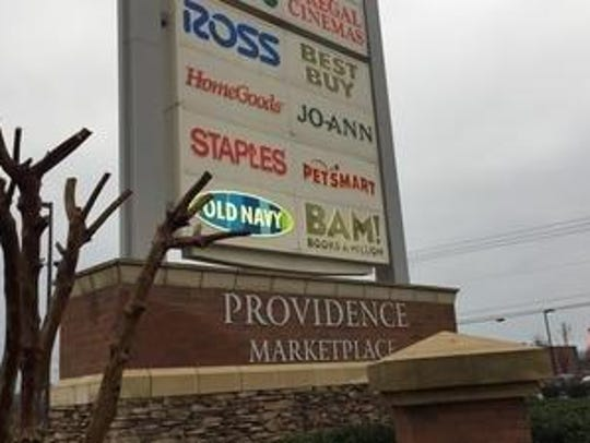 A new Talbots store will become part of Providence