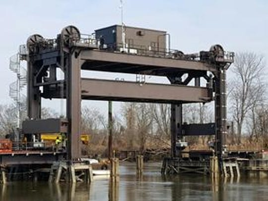 Conrail has sued three insurers over the cost of a new rail bridge that crosses Mantua Creek between West Deptford and Paulsboro.