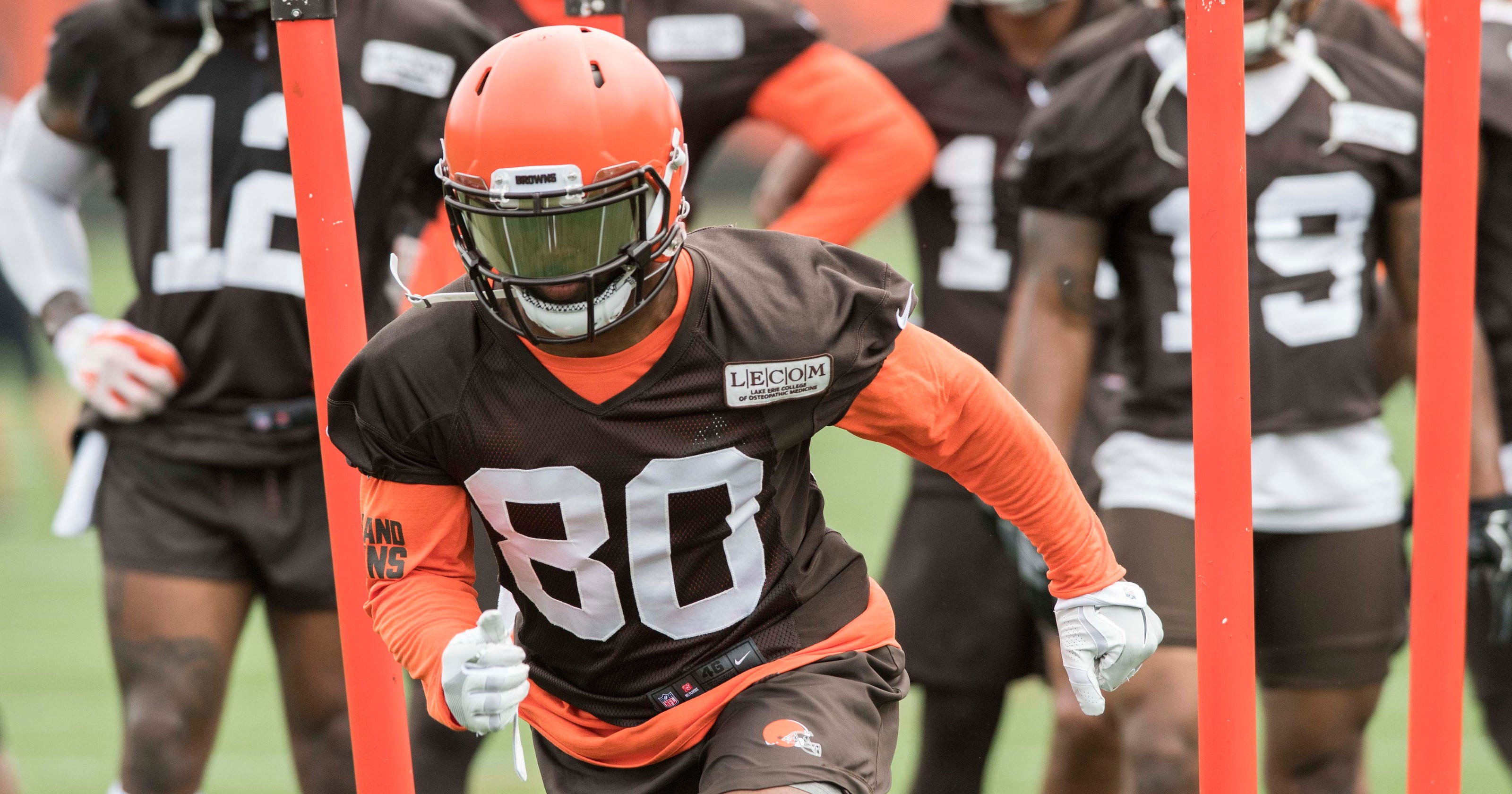 Browns  Jarvis Landry would love to have Dez Bryant join him df5d47539