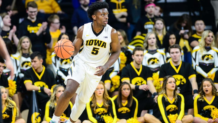 Iowa basketball: If Tyler Cook keeps his name in the NBA draft ...