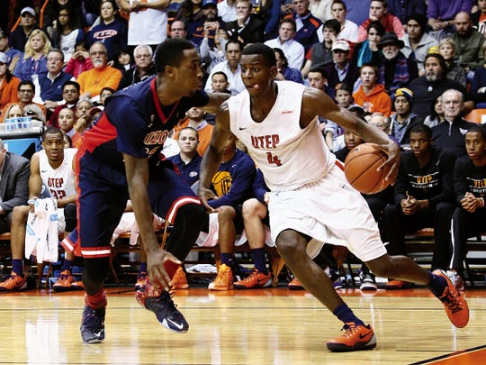 UTEP senior Julian Washburn was a key player for four