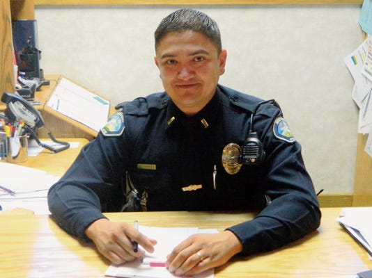 Interim Lt. Lawrence Chavez offers a police view of domestic violence.