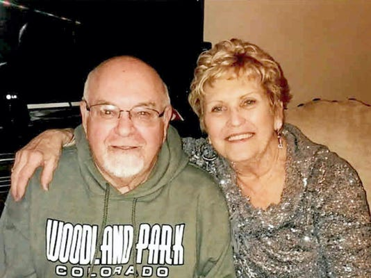 Barbara J. (Weaver) and Donald Sanger, of Myerstown, celebrated their 55th wedding anniversary on August 13. Submitted