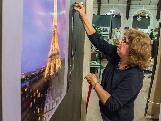 Art Center of Battle Creek Executive Director Linda
