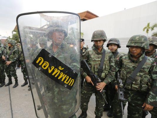 Thai military coup