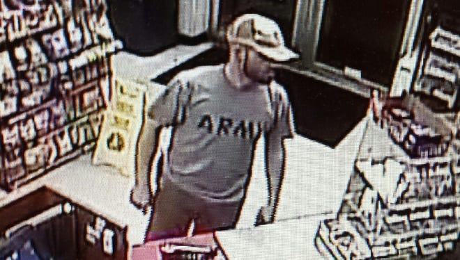 Pickens County Sheriff's investigators are looking for this suspect in connection with several recent break-ins around Liberty.