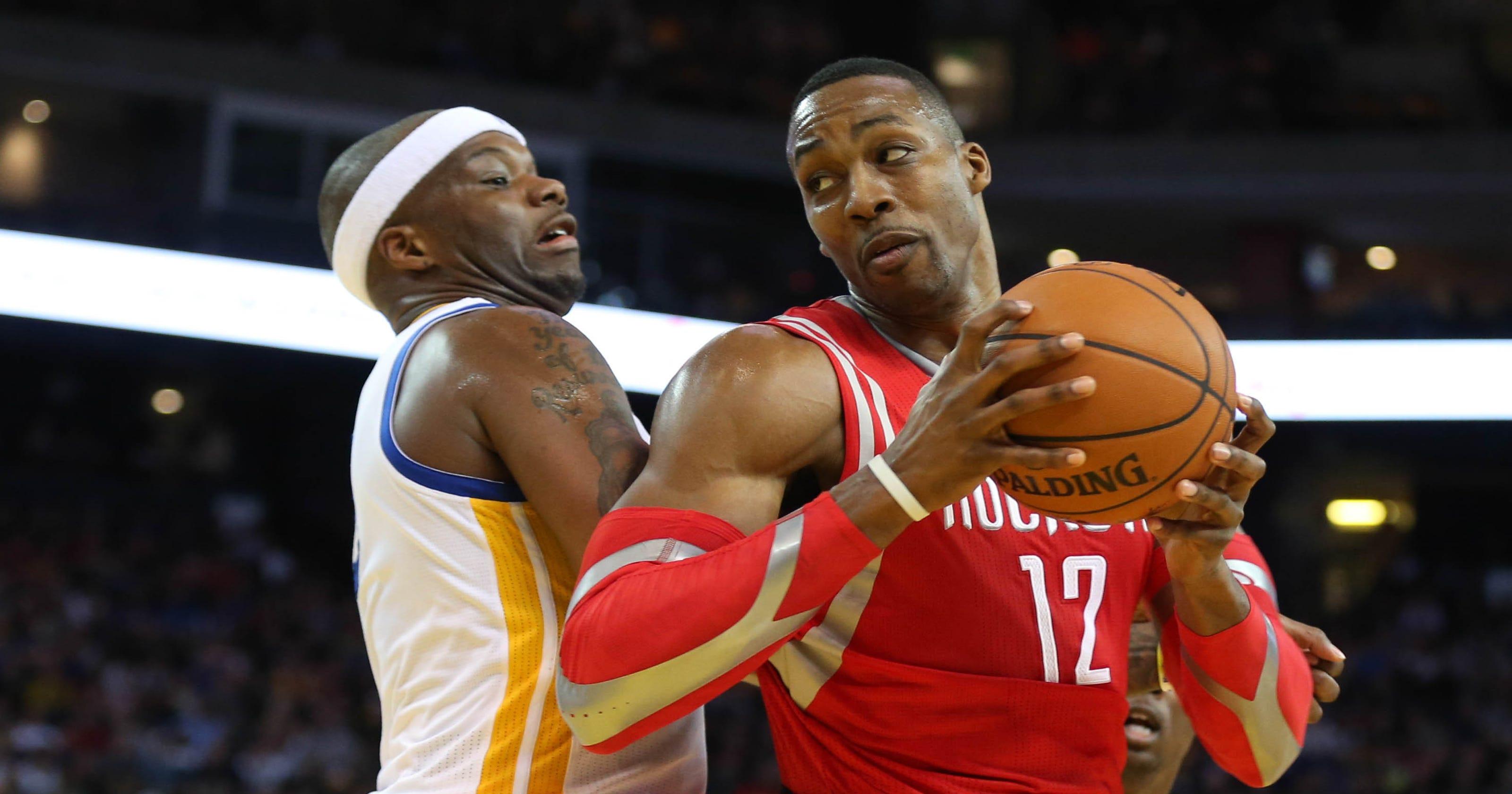 613248cac Warriors halt Rockets streak with OT win