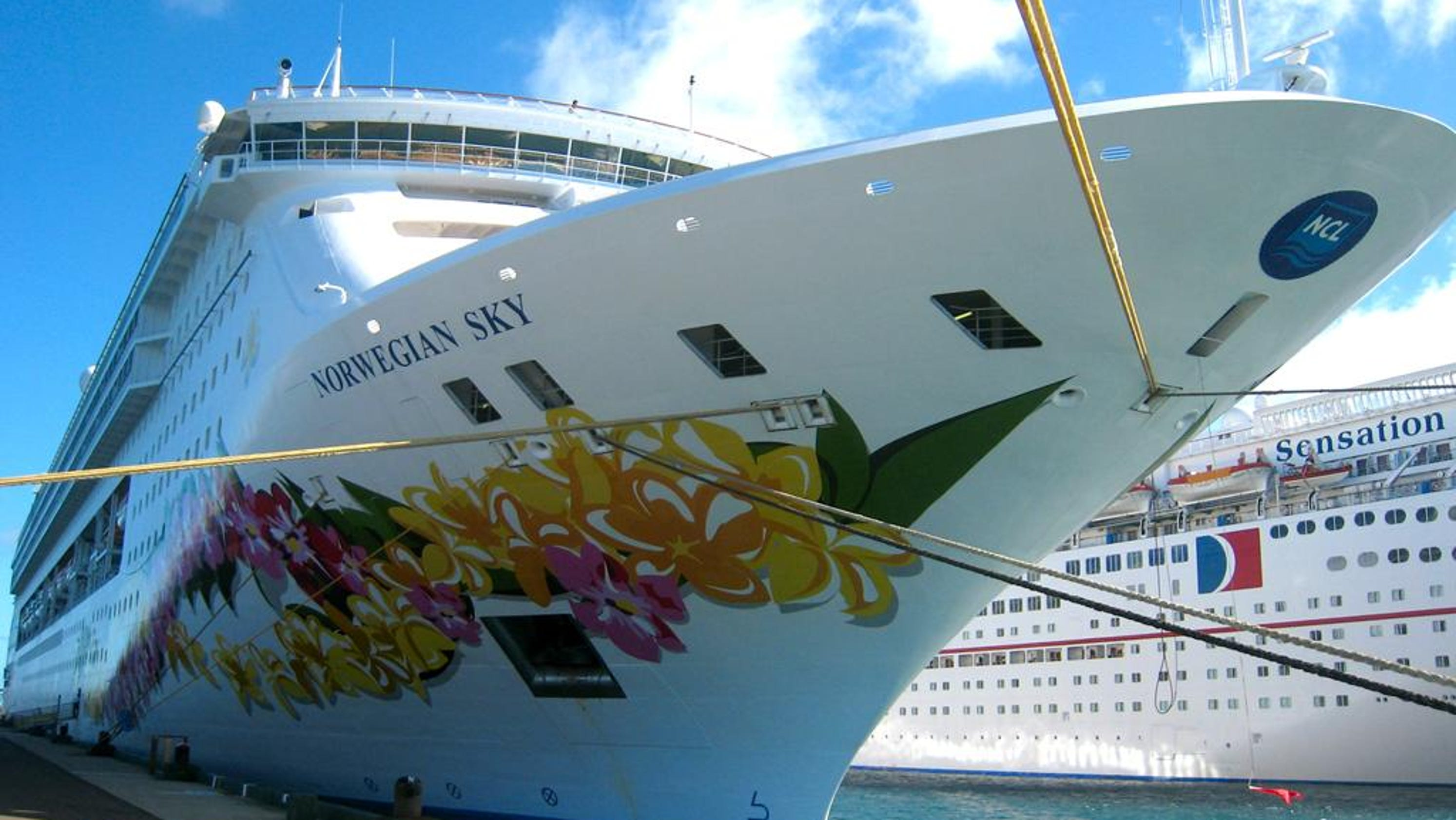 Cruise Ship Tours Norwegian Sky