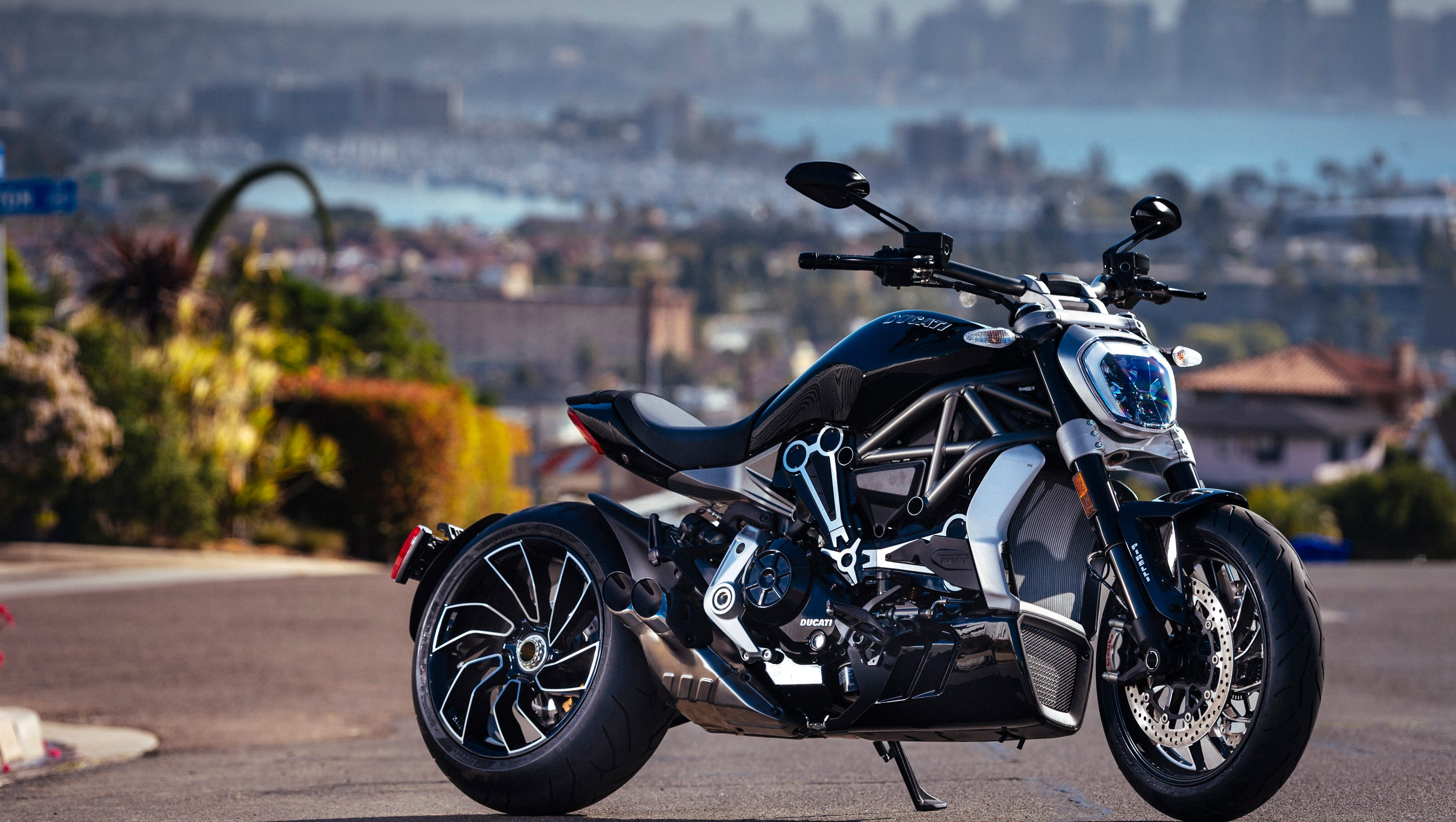 Motorcycle Review Ducati Xdiavel Is Both A Cruiser And