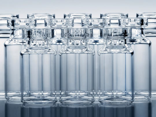 Valor Glass is a new Corning Inc. product used in packaging