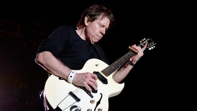 George Thorogood will headline a concert in Greenville this summer.