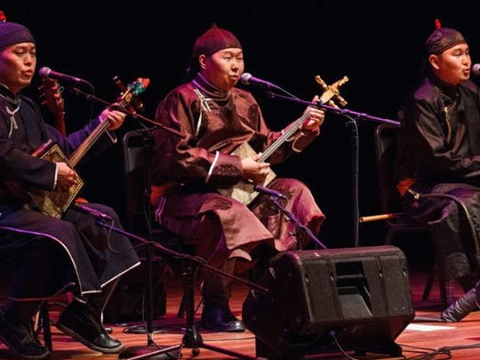 The Tuvan throat singers Alash Ensemble will return Aug. 21 to Flemington DIY.