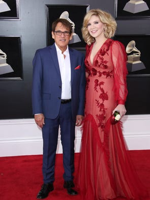 Alison Krauss and Ron Browning