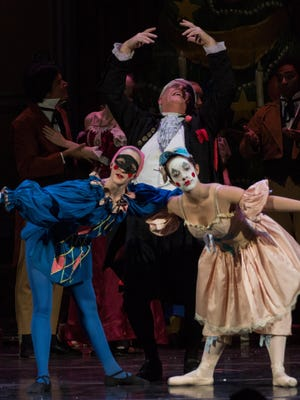 """The Ithaca Ballet's production of """"The Nutcracker"""" will have three performances this weekend."""