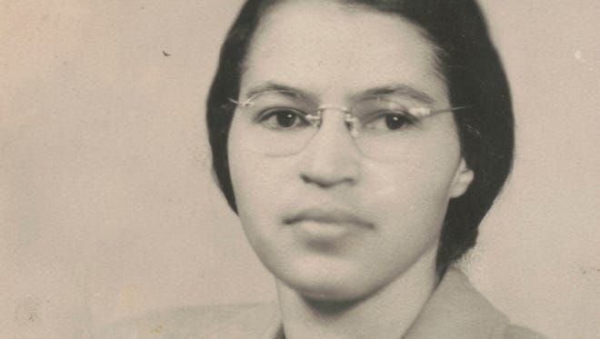 Wednesday marks the 102nd anniversary of Rosa Parks' birth. That day, the Library of Congress will open to researchers a trove of 7,500 manuscripts and 2,500 photos from her personal collection. A sampling of items from the collection will be on display in Washington from March 2-30.