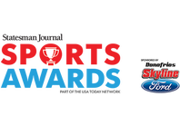 Mia Hamm at Statesman Journal Sports Awards