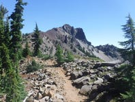 Hike the PCT to Overlooked Cowhorn Peak