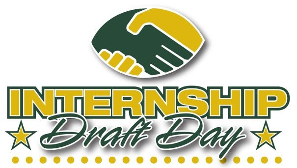 Internship Draft Day