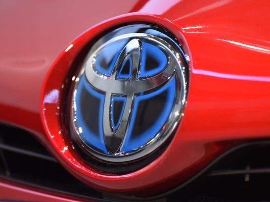 JAPAN-AUTO-TOYOTA-PRIUS
