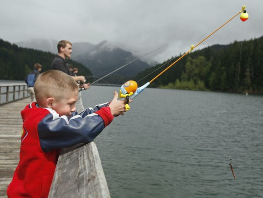 Five things to do in and around salem june 2 4 for What do you need to get a fishing license