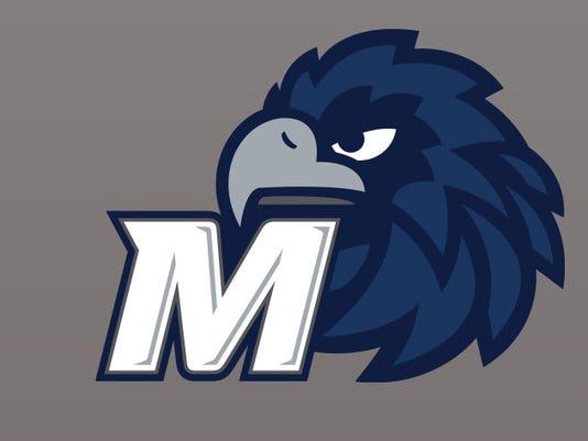 webart sports Monmouth University logo college 3