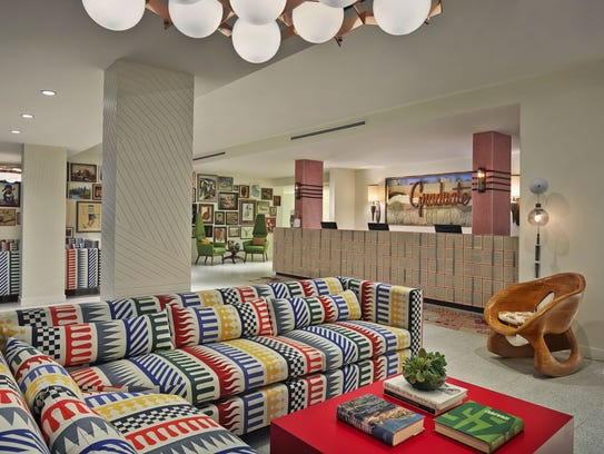 The Graduate collection of hotels targets college towns.