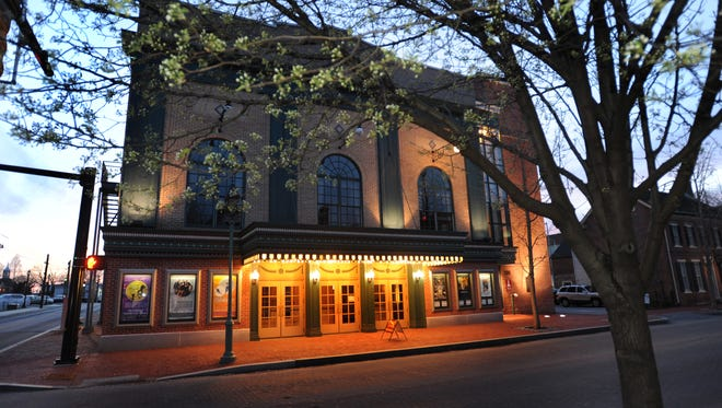 The Schwartz Center for the Arts was originally constructed in 1904 and known as the Dover Opera House.