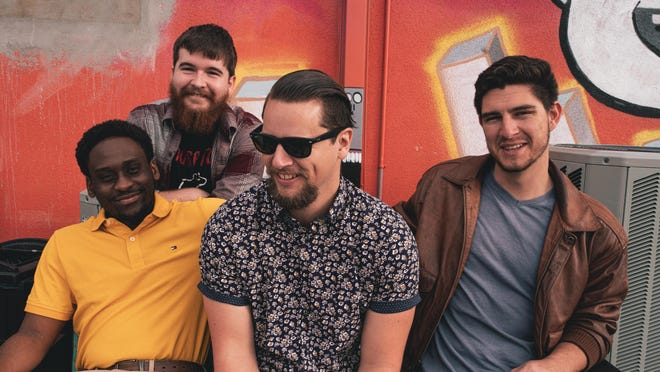 Citizen Badger, also known as America's top millennial dad rock band, will kick off West Palm's Mini Music Fest on Thursday night at the waterfront.