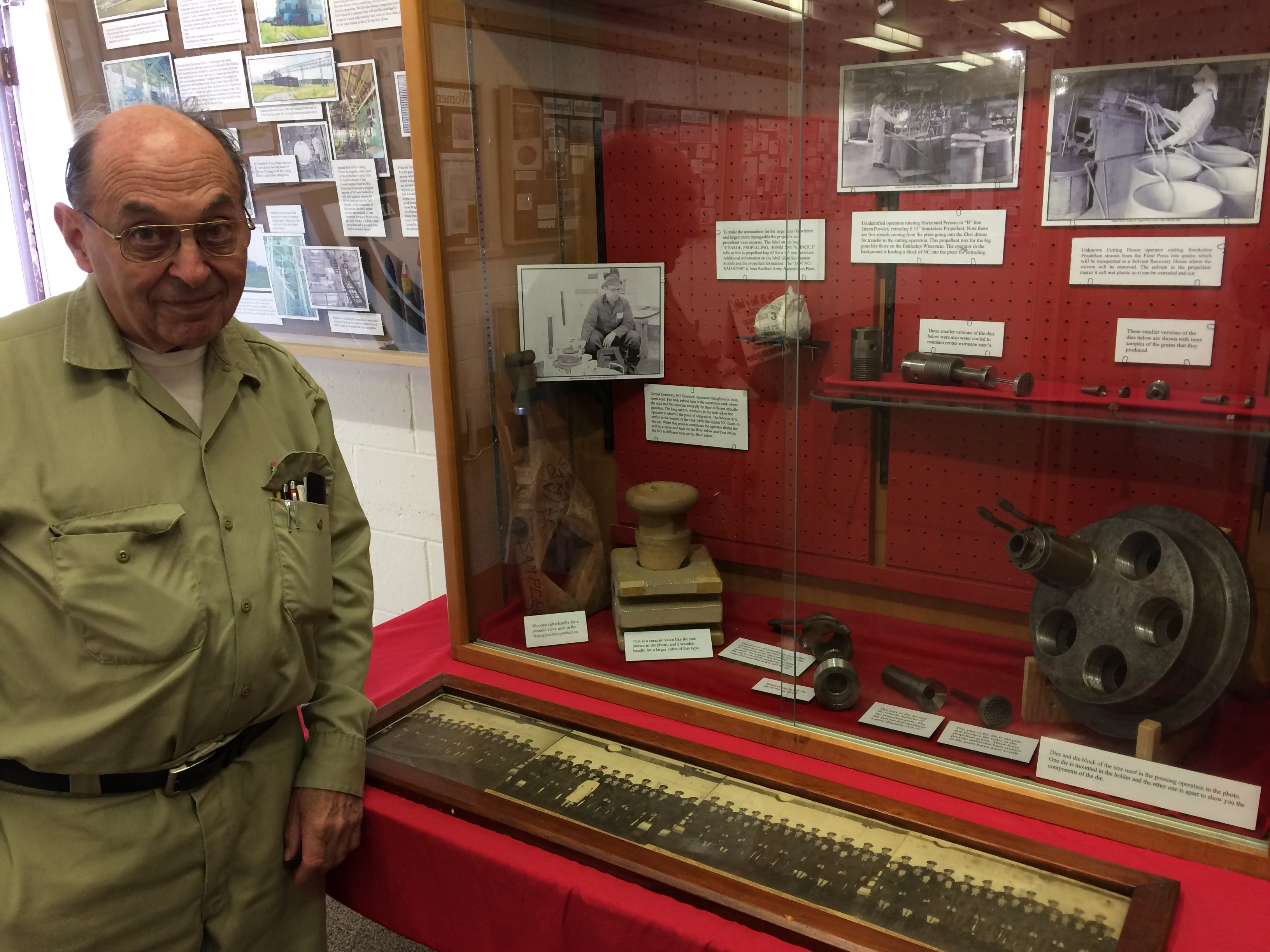 wisconsin was home to the largest munitions plant in the world badger army ammunition a museum is reviving its story