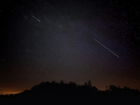 1/2: Quadrantid meteor shower | Millions of people
