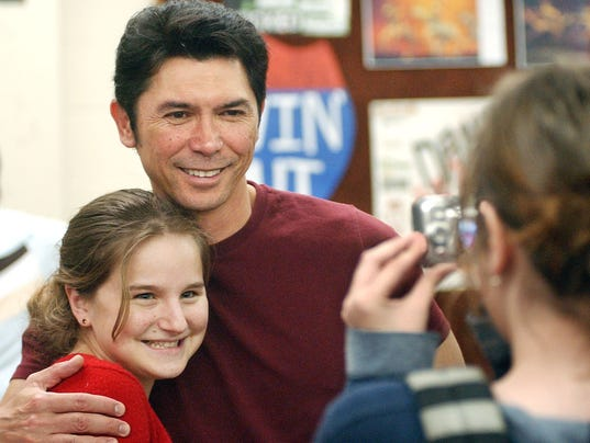 1 Lou Diamond Phillips shares Hollywood tales