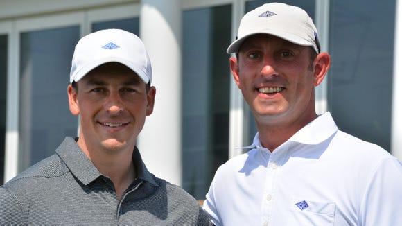 Paul Selvaggio (left) and Danny Balin were still friends