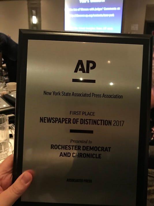 State AP Award