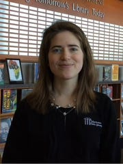 Manitowoc Public Library Director Kristin Stoeger.