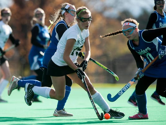 DII Field Hockey Championship - U-32 vs. Rice 11/1/14