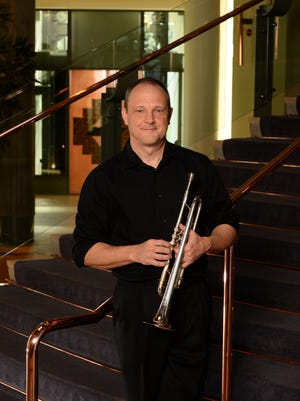 """I wanted to do something for Central Massachusetts students that would be unique and incredibly special,"" said institute artistic director Jeff Conner, a trumpet player with the Boston Brass who will be joining the Anna Maria music faculty in the fall."
