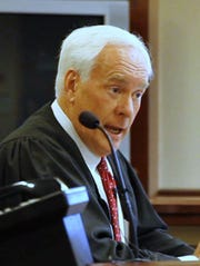 Judge Damian G. Murray of Stafford Township Municipal Court in New Jersey