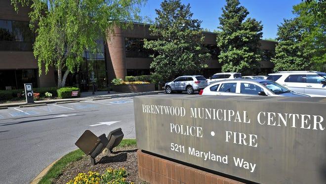 Brentwood Municipal Center.