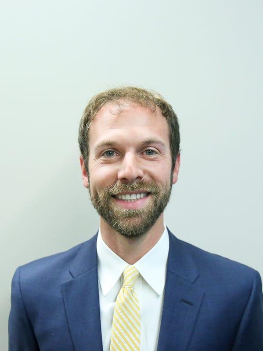 S. Brandon Coan: Metro Council District 8 candidate