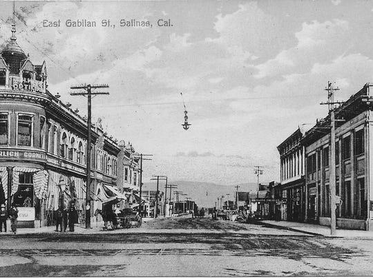 East Gabilan Street, Salinas