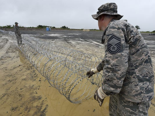 Commander: U.S. troops' Ebola mission could last a year