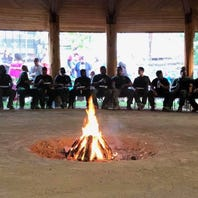 Redding Rancheria welcomes firefighters from American Samoa and Hawaii