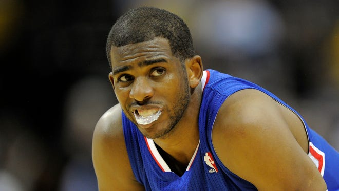 Los Angeles Clippers point guard Chris Paul is hoping to advance farther in the playoffs this season.