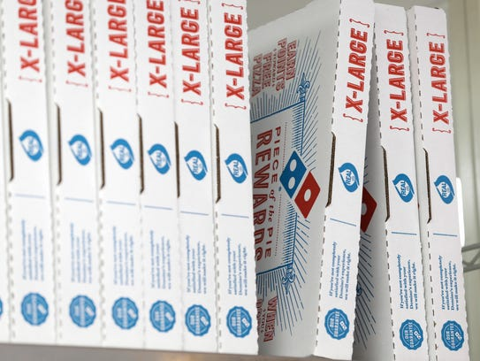 Domino's Pizza is now the world's largest pizza chain.