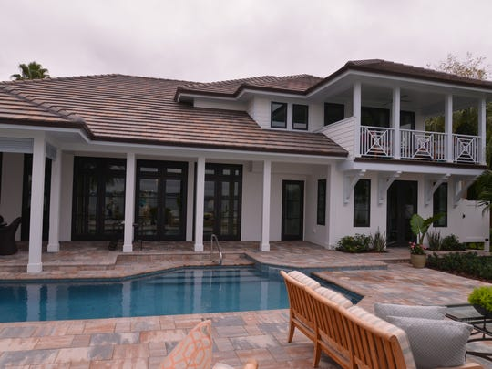 The 2016 HGTV Dream Home on Merritt Island was chosen in honor of the home and garden television network's 20th anniversary.