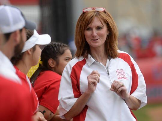North DeSoto coach Lori McFerren will see her team host Breaux Bridge on Monday.
